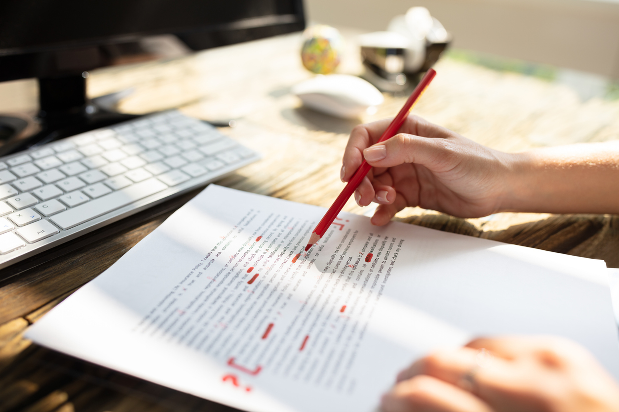 art of redlining contracts